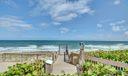 Gated Beach Access