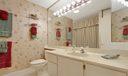 2nd Full Bath w/ Tub/Shower combo