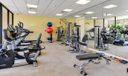 Leverett House Exercise Room