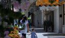 Palm Beach Worth Ave stroll 2009 AAP