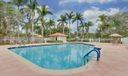 Nice quiet pool.