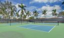 Dual Pickel Ball Courts