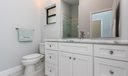 Bathroom in Guest Suite