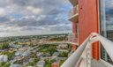 16th Floor balcony 1551 N Flagler Dr LPH