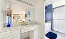 7.Master bath vanity