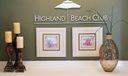 highland beach club pool