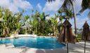 Highland beach club sign