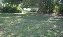 Oversize private yard