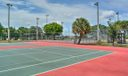 H.S.tennis courts