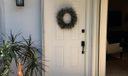 front door w shutters