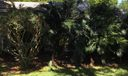 lush landscaping offers added privacy