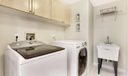Laundry Room and Basin