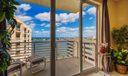 Balcony & View