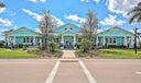 Windsor Park Club House Front Elev SMP_7