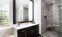 Upgraded & Renovated Master Bathroom