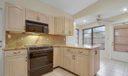 Kitchen expanded-Breakfast Nook & Door