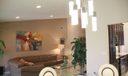 View toward living room~