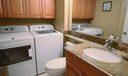 Half Bath Laundry Room
