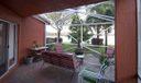 screened paver patio