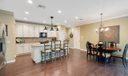 Upgraded Kitchen Area