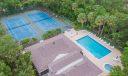 Tennis/Pool Aerial