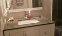 2nd Vanity by Shower