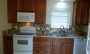 Kitchen w Bosch Dishwasher and Kenmore S