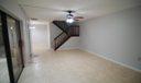 Spacious Living Room Tile Flooring!