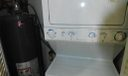 Washer-Dryer & Gas Water Heater