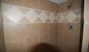 Updated Tile Shower!