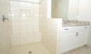 Flush Entry Shower