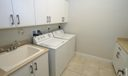 Washer/Dryer and Sink