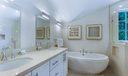 52 Guest House 322 Master Bathroom