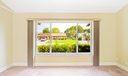 Living Room window view