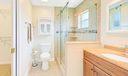 Master bathroom & Walk-in Closet