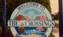 Crossings sign