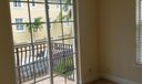 great room to balcony