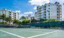 2 Har-tru Tennis  Courts