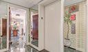 Powder Room Off Entry Foyer