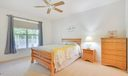 Master Bedroom with View of Preserve