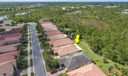 Aerial of Home Southwest View