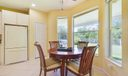 Kitchen & Dining Area with Bay Window