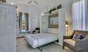 Cabana Bedroom with Murphy Bed Open