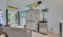Cabana Convertible Bedroom