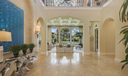 Foyer into Living Room