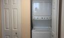 Hall Closets Laundry