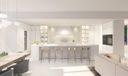 Kitchen Alina Residences