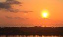 Sunrise off Palm Beach