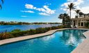 Pool and Intracoastal