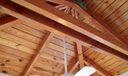 Ceiling in Breakfast Area
